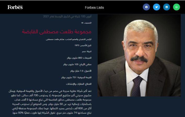 مجموعة طلعت مصطفى القابضة