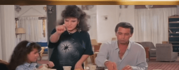 Donia Abdel Aziz with Mahmoud Hemida and Dalal Abdel Aziz