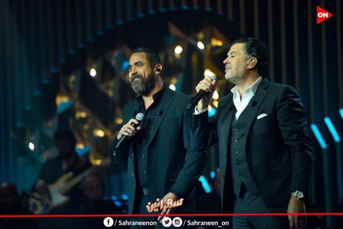 Amir Karara and Ragheb Alama