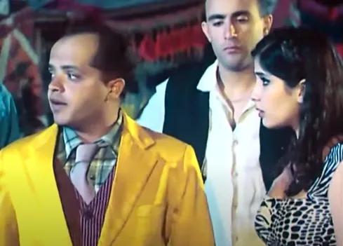Mona Zaki and Ahmed El Sakka (4)