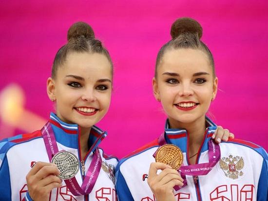 Dina and Arina Averina