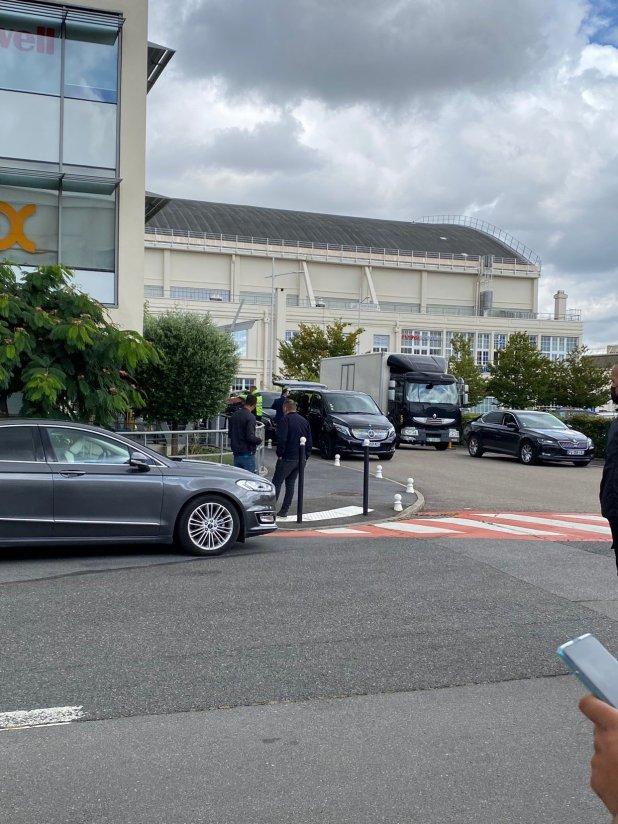 تشديدات أمنية في مطار لو بورجيه