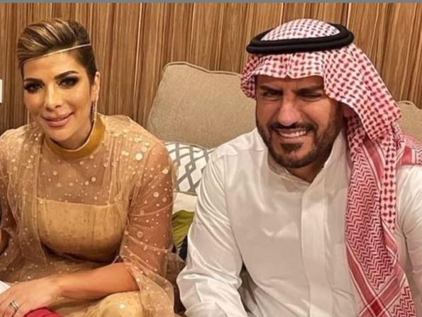 اصالة وزوجها الجديد فائق حسن