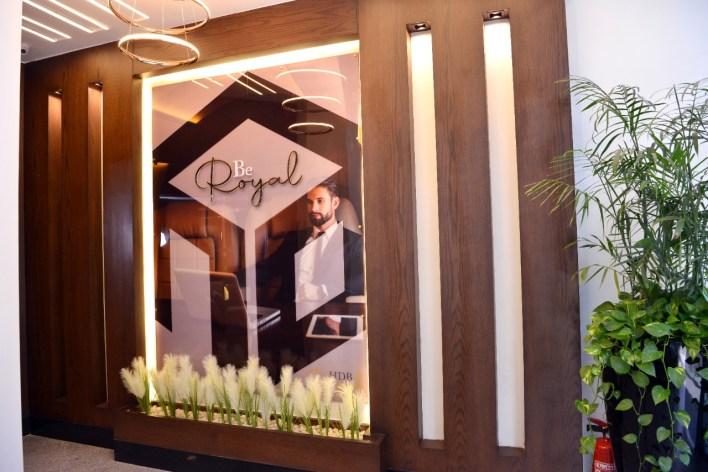 بنك التعمير والإسكان يطلق خدمة كبار العملاء HDB Royal (1)