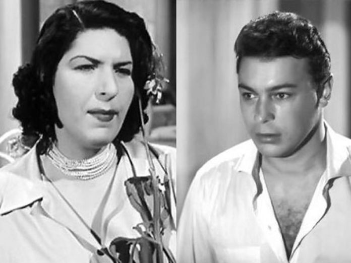 Ahmed Ramzy and Zeinat Sedky