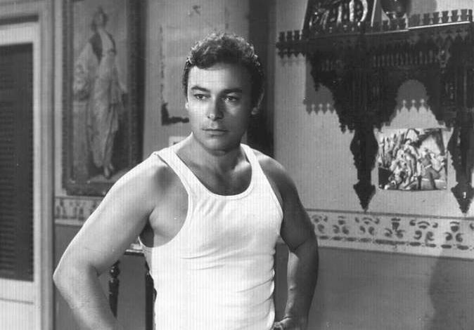 The naughty boy in one of his films