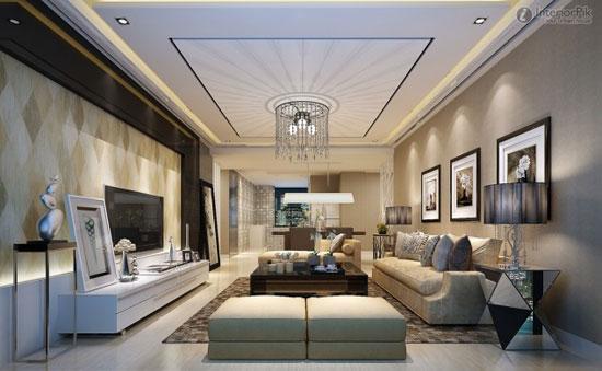 نتيجة بحث الصور عن تصاميم غرف معيشه مودرن