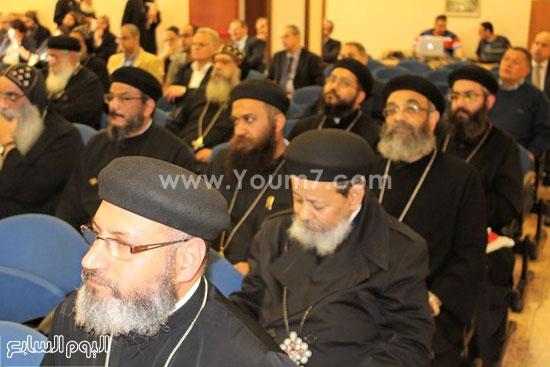 مؤتمر كهنة وخدام الكنائس القبطية بأوروبا بمدينة فينسيا -اليوم السابع -5 -2015