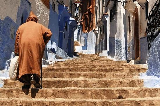 شفشاون المغربية ـ مدينة مغربية ـ جمال المغرب (7)