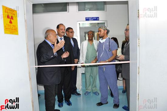افتتاح الجناح المصرى فى مركز القلب الإثيوبى بمشاركة مجدى يعقوب (3)