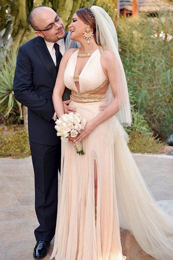 صورة الزفاف -اليوم السابع -9 -2015