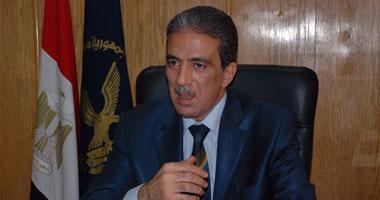 اللواء صلاح العزيزى مدير أمن الفيوم