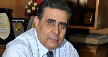 اللواء أحمد سالم جاد مدير أمن البحيرة
