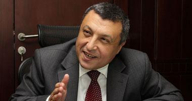 وزير البترول أسامة كمال