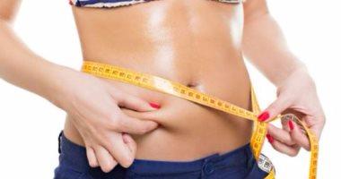 تعرفى على أهم 5 أطعمة تساعد على التخلص من دهون البطن