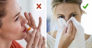 5 عادات سيئة تجنبها فى البرد.. التنفس من الفم يسبب ذبحة صدرية
