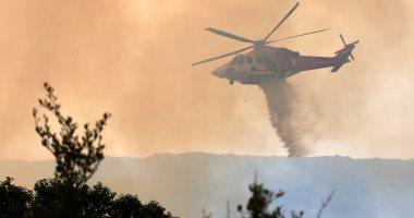 تقنية حديثة تساعد رجال الإطفاء فى تتبع الحرائق لحظة بلحظة