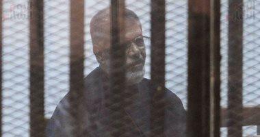 """تأجيل إعادة محاكمة مرسى وإخوانه فى """"التخابر مع حماس """" لـ 10سبتمبر"""