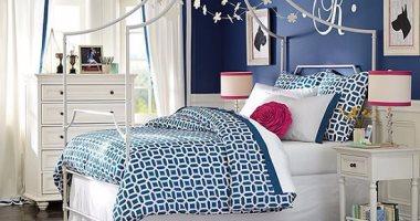 10 ألوان غرف نوم غير تقليدية للبنات فى سن المراهقة اليوم