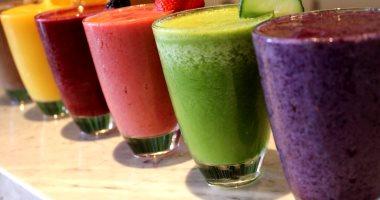 صحتك فى وصفة.. عصير الكرفس وكوكتيل الفواكه لعلاج فقر الدم