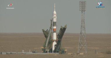 201810111124362436 - مشكلة تجبر مركبة فضاء تحمل رائدين للمحطة الدولية على العودة للأرض