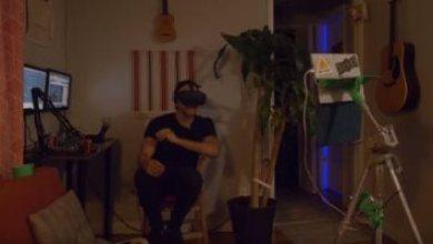 مائة وثمانية وستون ساعة من الـ VR .. رجل يقضى أسبوعا كاملا بطن الواقع الافتراضي