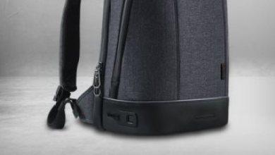 حقيبة خرج تفتح ببصمة الإصبع فقط لحماية أغراضك من السرقة
