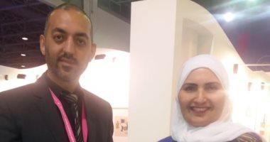 الفائزين بجائزة الشارقة للإبداع: نطمح إلى مستقبل كبير لعالم الرقمنة في العالم العربي