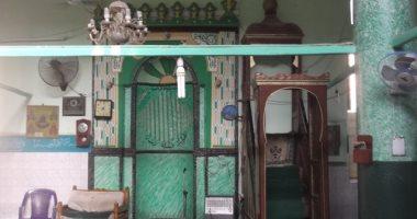 صورمسجد الشيخ أبو الخير شاهد على 104 عاما من الطراز