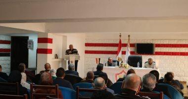 مجلس الزمالك يجتمع بمديرى الإدارات ورسالة شكر لأيمن يونس