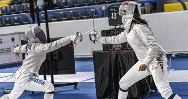 الأمريكية سكاربو نيكيويكز تتوج بذهبية سلاح السيف للناشئات ببطولة العالم بمصر