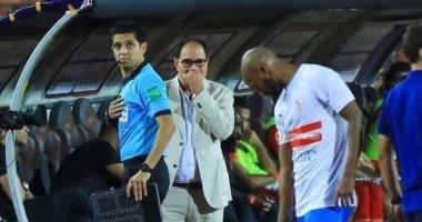 مراقب مباراة القمة يكشف أسباب إيقاف شيكابالا: استفز جماهير الأهلى