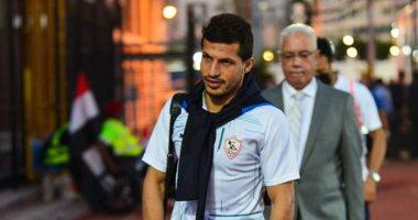 كارتيرون يفاضل بين 3 لاعبين لتعويض غياب طارق حامد عن الإسماعيلي