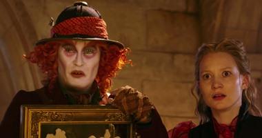 عرض فيلم Alice Through The Looking Glass بمصر 20 يوليو