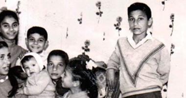 شاهد صورة نادرة للخطيب وهو صغير - اليوم السابع