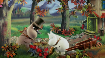 Moomins and the Winter Wonderland (2017) download