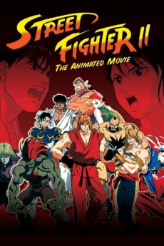 Street Fighter Ii The Animated Movie 1994 Yify Download Movie Torrent Yts