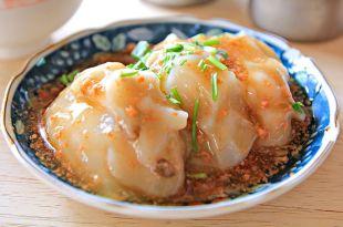 「南部吃貨心目中的米其林肉圓,原來是這 4 間!」這一間台南肉圓還加了濃郁的蝦醬!