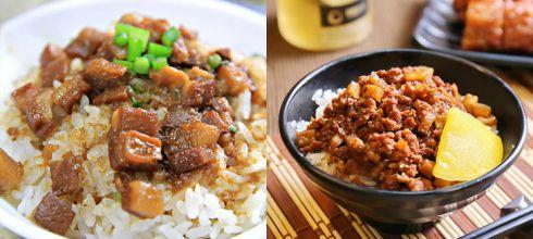 「全台5間知名肉燥飯大評比!」南北種類大不同,你更愛哪一味?