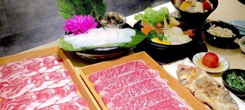 【三重美食】鍋物控必吃!「京澤日式鍋物」絕對滿足挑嘴的吃貨們,首推熟成翼板牛小排,好吃到炸!