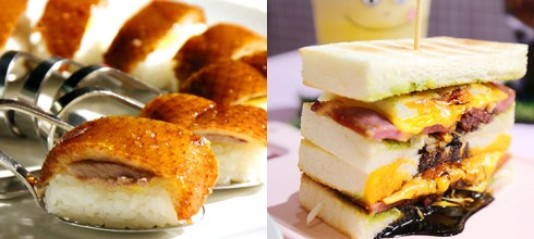 「4種超美味的宜蘭櫻桃鴨吃法」從傳統風味、三明治、壽司到粵式吃法都讓人好驚喜!