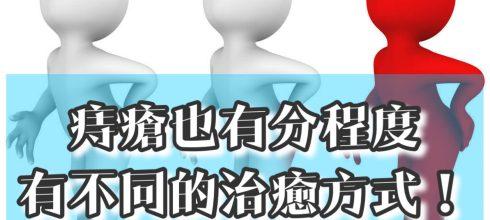 便秘久了得痔瘡,根據程度不同治療方法也不同!-台灣養生網