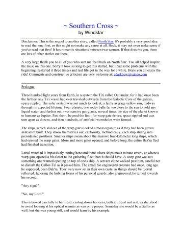 Windstar Magazines