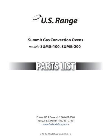 summit sumg series gas convection ovens garland garland ?resize\=357%2C462\&ssl\=1 wiring blodgett diagram ovens ctbr 1 wiring diagrams Simple Wiring Diagrams at bayanpartner.co