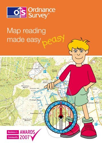 Map reading made easy - Ordnance Survey Leisure