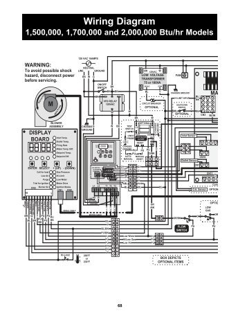 Power Fin Wiring Diagram Lochinvar