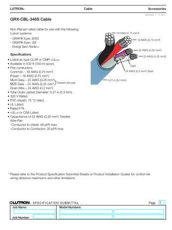 grx cbl 346s cable lutron?resize=348%2C462&ssl=1 dimmer wiring lutron diagram dvstv wh leviton dimmer wiring Maestro Dimmer Wiring-Diagram at webbmarketing.co