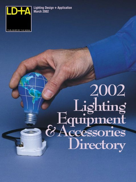 lighting design application march