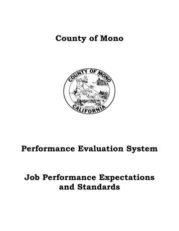 Image Result For Job Performance Evaluation Form Sample