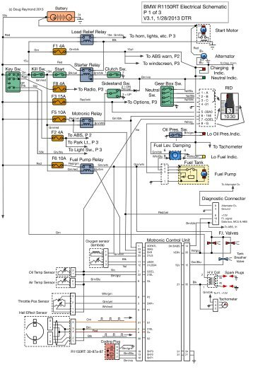 bmw r1150gs wiring diagram wiring diagram schemes Snap-on Parts Diagrams bmw r60 2 wiring diagram
